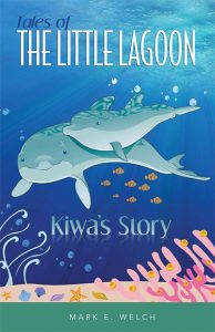 Cover Tales of the Little Lagoon, dolphin book for children